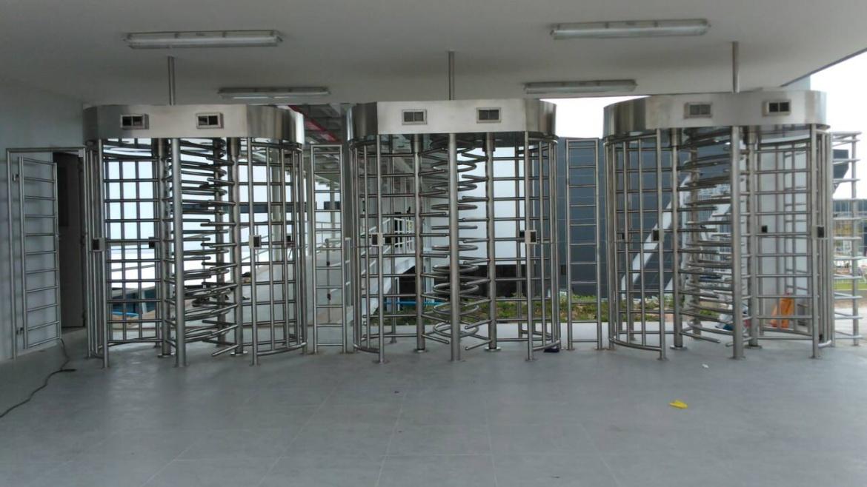 Turnstile Door (ระบบควบคุมการเข้าออกด้วยประตูก้าน)